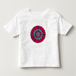 Dartboard Clock Toddler T-Shirt