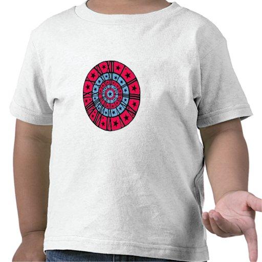 Dartboard Clock Shirts