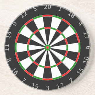 Dartboard Coaster