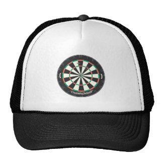 Dartboard Darts 3D Model Hats
