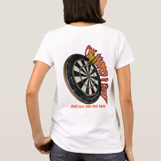 Dartboard Design T-Shirt