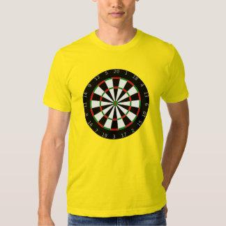Dartboard Mens T-Shirt