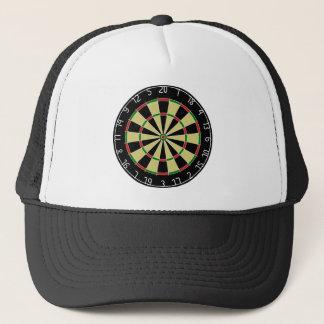 Dartboard Trucker Hat