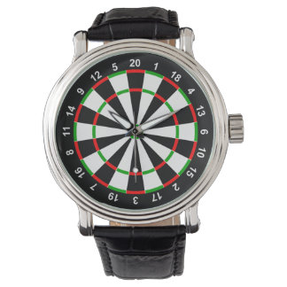 Dartboard Watch