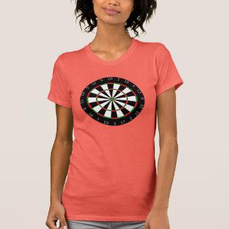 Dartboard Womens T-Shirt
