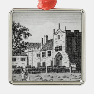 Dartford Priory, Kent Christmas Ornament