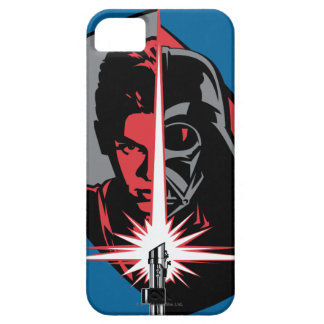 Darth Vader Half Face iPhone 5 Covers