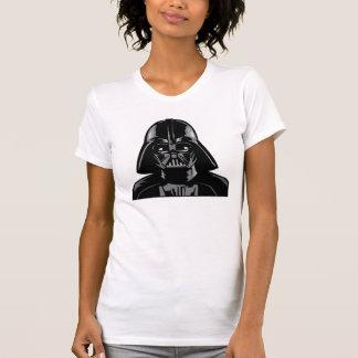 Darth Vader Headshot Tee Shirts