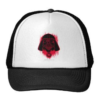 Darth Vader Helmet & Empire Logo Cap