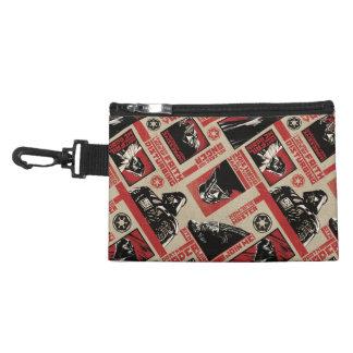 Darth Vader Pattern Accessories Bag