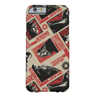 Darth Vader Pattern Barely There iPhone 6 Case