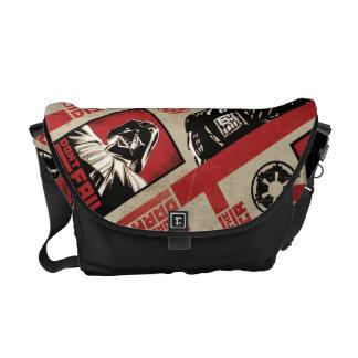 Darth Vader Pattern Commuter Bag