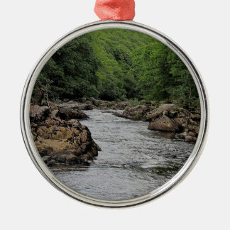 Dartmoor River Dart Rowbrook Christmas Ornament