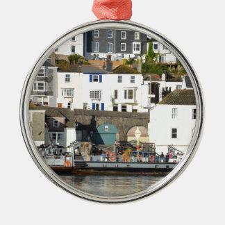Dartmouth ferry. christmas ornament
