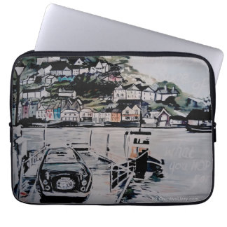 Dartmouth Harbour Laptop Sleeve