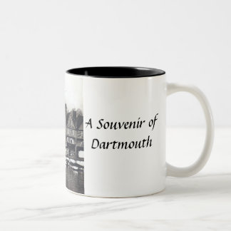 Dartmouth Souvenir Mug