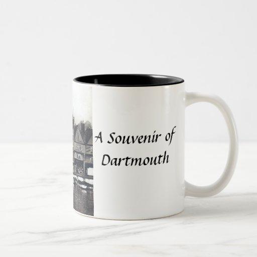 Dartmouth Souvenir Mug