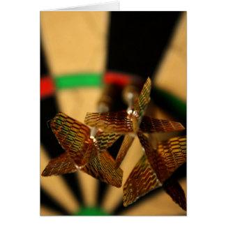 Darts Card