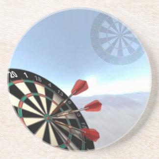Darts Design Coaster