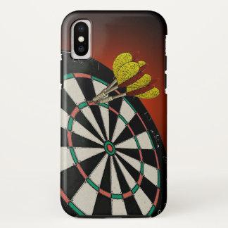 Darts Design iPhone X Case