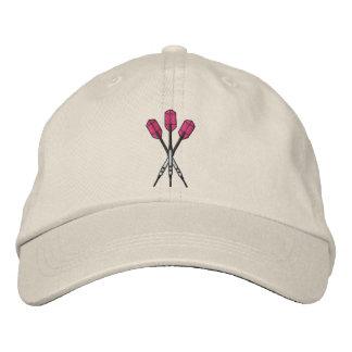 Darts Embroidered Baseball Caps