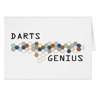 Darts Genius Cards