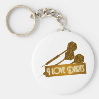 Darts iGuide Grand Slam Key Ring
