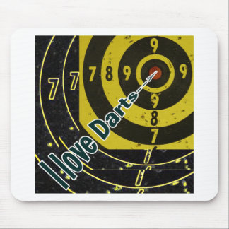 Darts iGuide Two Fat Ladies Mousepad