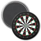 Darts Target for the Nerd Geeks Magnet