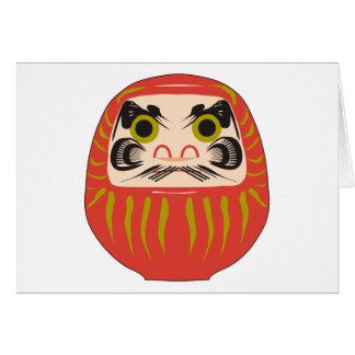Daruma Card