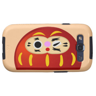 Daruma Custom Samsung Galaxy Barely There Galaxy S3 Cover