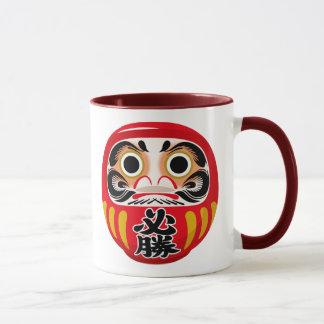 Daruma Doll Mug