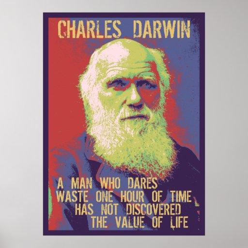 Darwin 1 poster