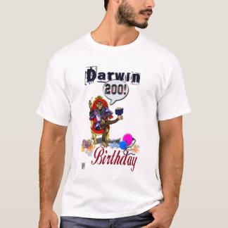 darwin 200th birthday anniversary T-Shirt