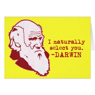 Darwin Card