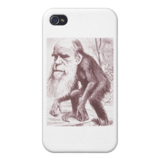 Darwin Cover For iPhone 4