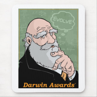 Darwin: Evolve Mousepad