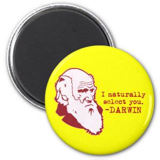 Darwin Fridge Magnets