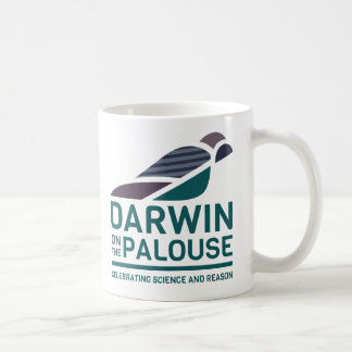 Darwin on the Palouse Mug - 2017 colours!