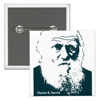 Darwin Picture. Button