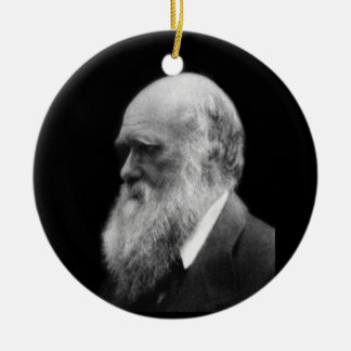 Darwin Portrait Ornament