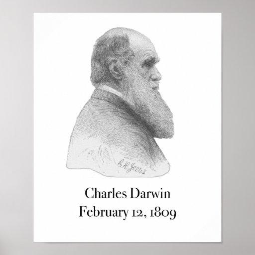 Darwin Poster Posters