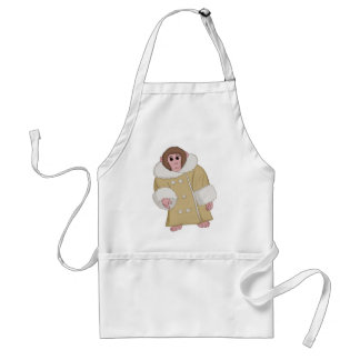 Darwin the Ikea Monkey Standard Apron