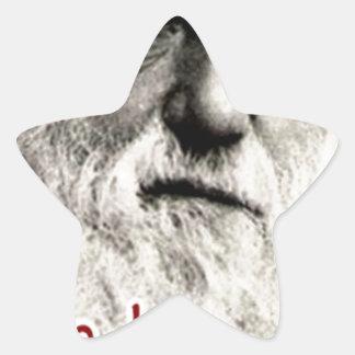Darwin - Viva La Evolution! Star Stickers