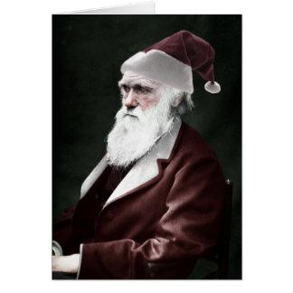 Darwin Xmas Card