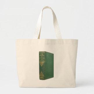 Darwin's Origin of Species Large Tote Bag