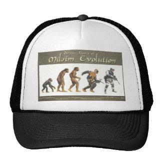 Darwins theory hats
