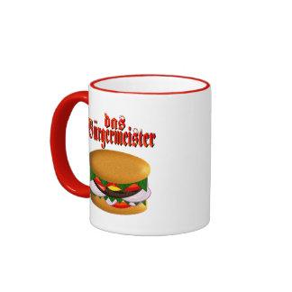 das Burgermeister Mug