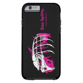 Das Splitty iphone-6 case tough hybrid vdub pink Tough iPhone 6 Case