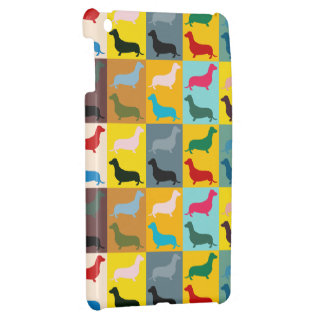 Daschunds Case For The iPad Mini